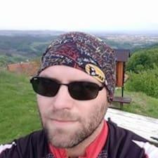 Profil utilisateur de Matjaž
