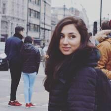 Perfil de usuario de Syeda Gulnoor