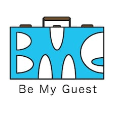 Be-My-Guest User Profile