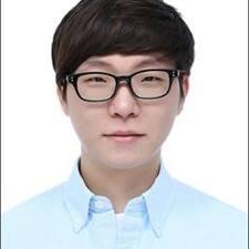 Sungjun felhasználói profilja