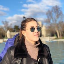 Beril User Profile