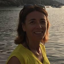 Marie-Pierre felhasználói profilja