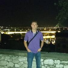 Alexander Mihailo Brukerprofil