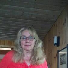 Doris felhasználói profilja