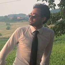 Perfil do usuário de Alessandro