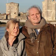 Anne & Jacques Brugerprofil