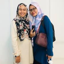 Nutzerprofil von Siti Shafurah