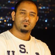 Gebruikersprofiel Abdul Qadir Ahmed