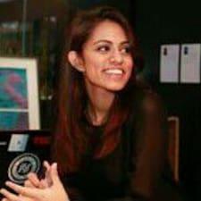 Gaveena - Uživatelský profil