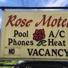Notandalýsing Rose Motel