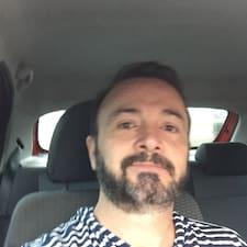 Gebruikersprofiel Antonio Carlos