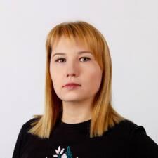 Profil utilisateur de Axinia