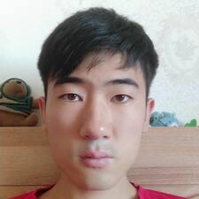 Användarprofil för Yue