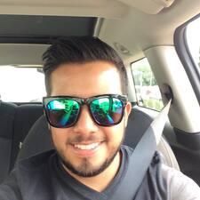 Perfil do usuário de Enrique