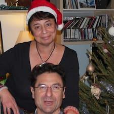 โพรไฟล์ผู้ใช้ Anne-Véronique Et Benoit