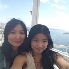 Seok Yang felhasználói profilja