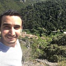 Abdessalam - Uživatelský profil