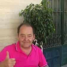 Iñaki felhasználói profilja