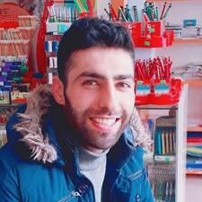 Hasan felhasználói profilja