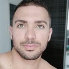 Perfil do usuário de Tiago