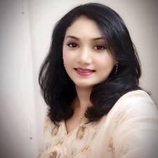 Profil utilisateur de Savita