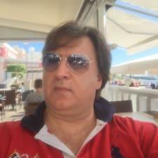 Perfil do utilizador de Carlo