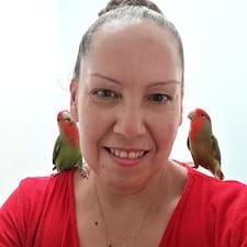 Lucía的用戶個人資料