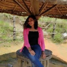 Rudrani felhasználói profilja