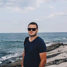 Henkilön Aleksandar käyttäjäprofiili