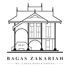Bagas Zakariah User Profile
