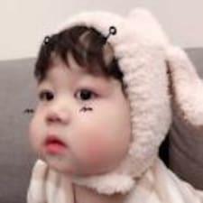 Perfil do usuário de 刘涵
