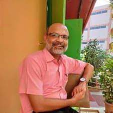 Amalendu felhasználói profilja