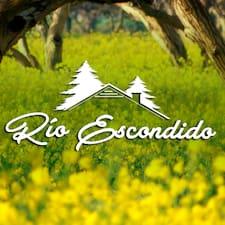 Río Escondido Cabañas的用戶個人資料