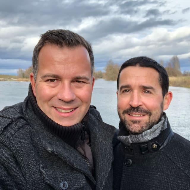 Reiseführer vonTomas + Sven