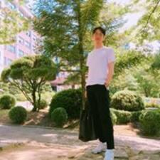 KangHee User Profile