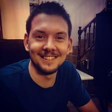 Профиль пользователя Álvaro