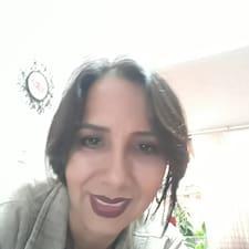 Jazmin felhasználói profilja