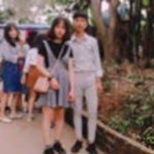 Perfil de usuario de Trinh