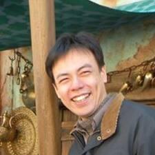 Profil utilisateur de Kiyotaka