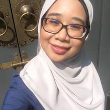 Profil utilisateur de Munirah