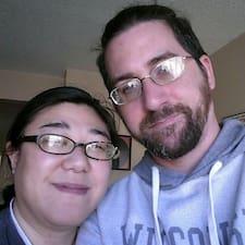 Mark & Sayaka User Profile