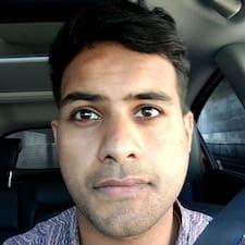 Profil utilisateur de Siddhartha
