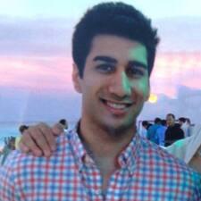 Darshan - Uživatelský profil