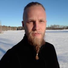 Gebruikersprofiel Rasmus