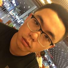 Gebruikersprofiel Yujie