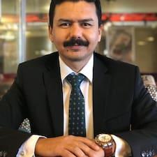Ulaş felhasználói profilja
