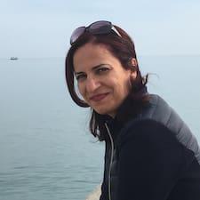 Sheida User Profile