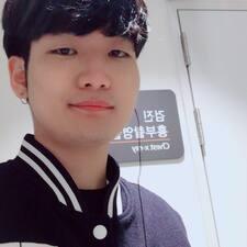 Профиль пользователя Hyeonmin
