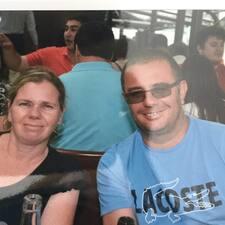 Profil utilisateur de Caroline And David