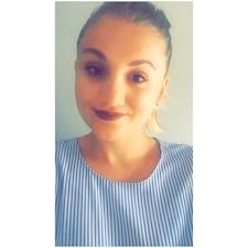 Profil utilisateur de Coralie